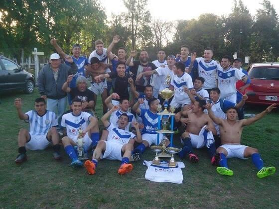 General Paz empató el clásico 0 a 0 con Villa Gdor. Gálvez. Foto: Cristian Vega para Pasiones.