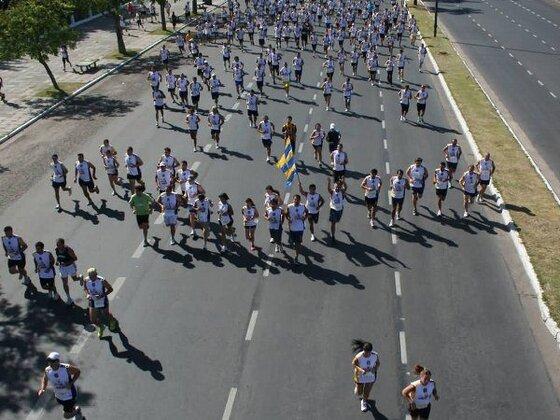 La maratón canalla tiene cada año más participantes. Lo recaudado se usa  para hacer obras 203406af57ad2
